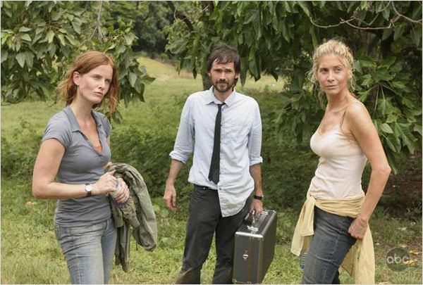 Lost, les disparus : Photo Elizabeth Mitchell, Jeremy Davies, Rebecca Mader