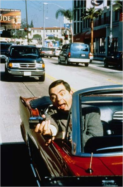 Bean : photo Rowan Atkinson