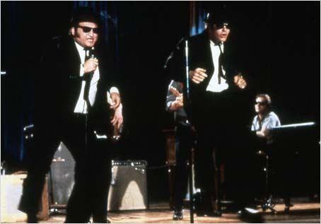 The Blues Brothers : Photo Dan Aykroyd, John Belushi, John Landis