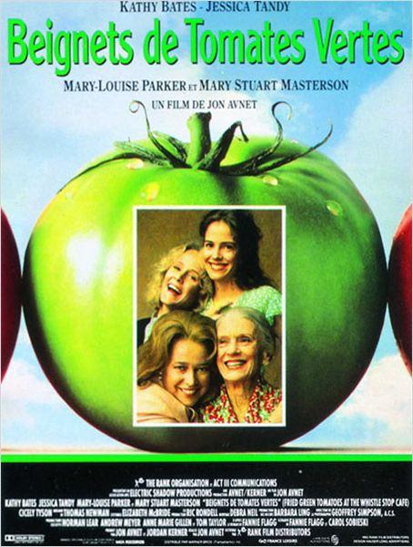 Beignets de tomates vertes : affiche