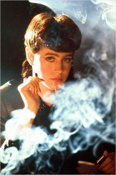 Blade Runner : photo Ridley Scott, Sean Young
