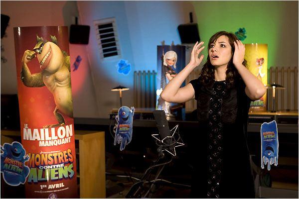 Monstres contre Aliens : Photo Conrad Vernon, Louise Bourgoin, Rob Letterman
