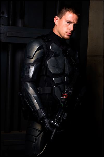 G.I. Joe - Le réveil du Cobra : photo Channing Tatum, Stephen Sommers