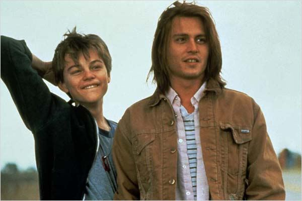 Gilbert Grape : Photo Johnny Depp, Lasse Hallström, Leonardo DiCaprio