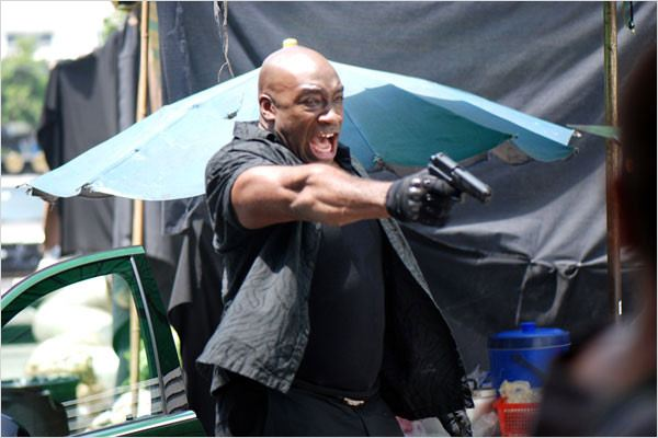 Street Fighter : Legend of Chun-Li : photo Andrzej Bartkowiak, Michael Clarke Duncan