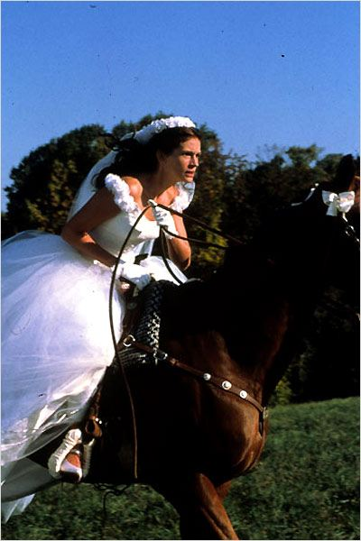 Just married (ou presque) : photo Garry Marshall, Julia Roberts