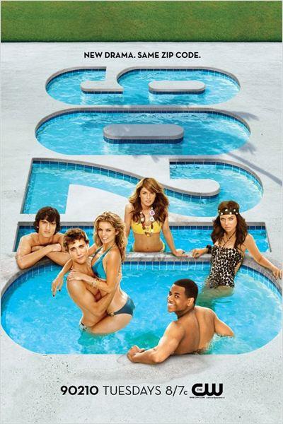 90210 Beverly Hills Nouvelle Génération : Photo Annalynne McCord, Dustin Milligan, Jessica Stroup, Michael Steger, Shenae Grimes