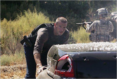 Scott Foley : Photo - The Unit : Commando d'élite