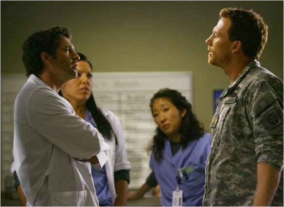 Grey&#39;s Anatomy : photo Kevin McKidd, Patrick Dempsey, Sandra Oh, Sara Ramirez