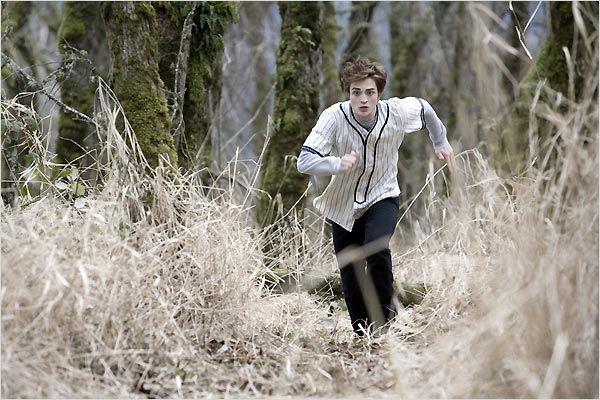 Twilight - Chapitre 1 : fascination : Photo Catherine Hardwicke, Robert Pattinson, Stephenie Meyer
