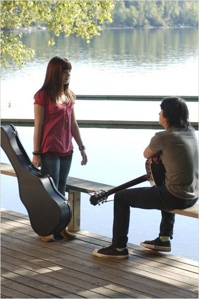 Camp Rock : photo Demi Lovato, Joe Jonas, Matthew Diamond