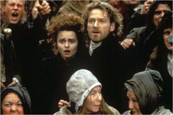 Frankenstein : photo Helena Bonham Carter, Kenneth Branagh
