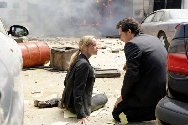 Eleventh Hour (US) : photo Marley Shelton, Rufus Sewell