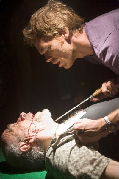 Dexter : Photo Michael C. Hall, Tony Amendola