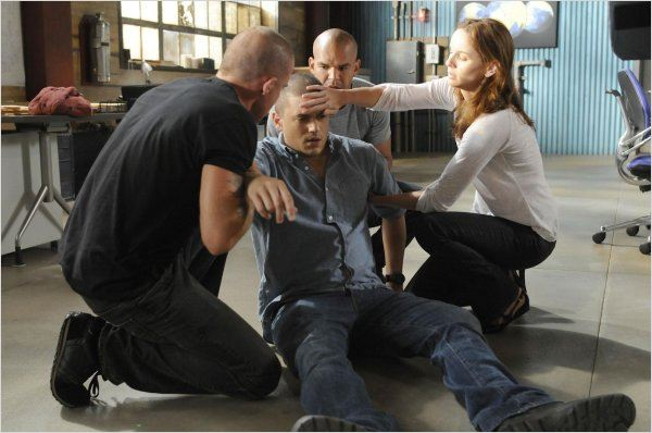 Prison Break : photo Amaury Nolasco, Dominic Purcell, Sarah Wayne Callies, Wentworth Miller