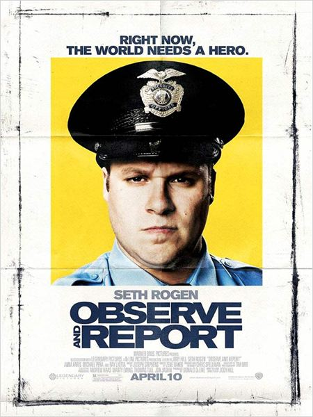 Observe & Report FRENCH DVDRip [MULTI]
