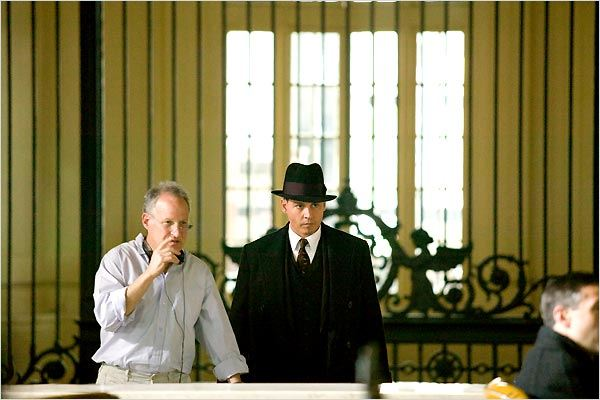 Public Enemies : photo Johnny Depp, Michael Mann