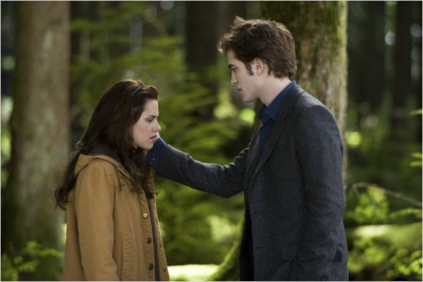 Twilight - Chapitre 2 : tentation : Photo Chris Weitz, Kristen Stewart, Robert Pattinson, Stephenie Meyer