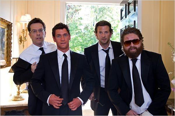Very Bad Trip : Photo Bradley Cooper, Ed Helms, Justin Bartha, Todd Phillips, Zach Galifianakis