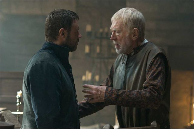 Robin des Bois : Photo Max von Sydow, Ridley Scott, Russell Crowe