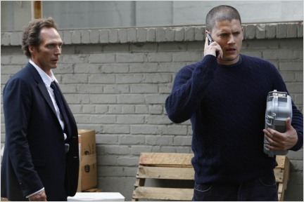 Prison Break : photo Wentworth Miller, William Fichtner