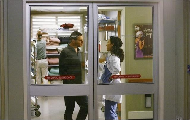 Grey's Anatomy : photo Justin Chambers, Sandra Oh