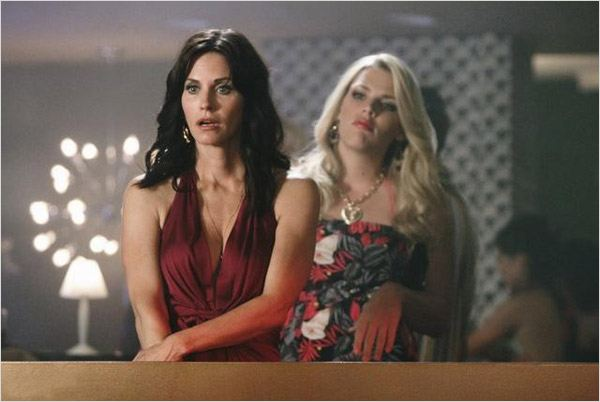 Cougar Town : Photo Busy Philipps, Courteney Cox