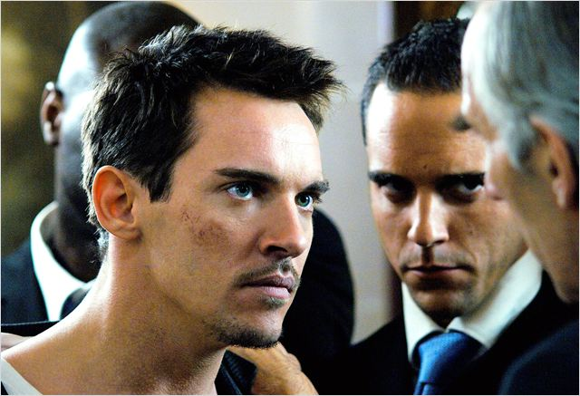 From Paris With Love : Photo Jonathan Rhys Meyers, Pierre Morel