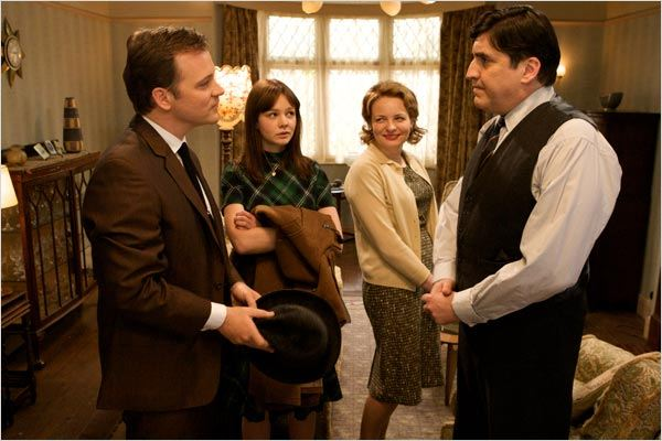 Une éducation : photo Alfred Molina, Cara Seymour, Carey Mulligan, Lone Scherfig, Peter Sarsgaard