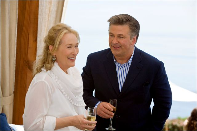 Pas si simple : Photo Alec Baldwin, Meryl Streep, Nancy Meyers