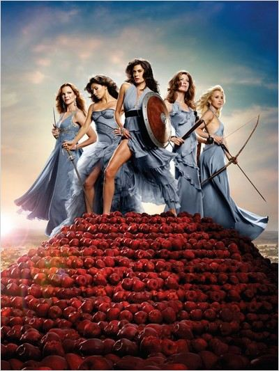 Desperate Housewives : photo Dana Delany, Eva Longoria, Felicity Huffman, Marcia Cross, Teri Hatcher