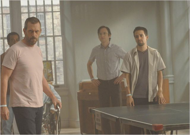 Dr House : photo Hugh Laurie, Lin-Manuel Miranda