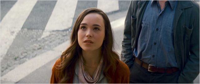 Inception : photo Christopher Nolan, Ellen Page
