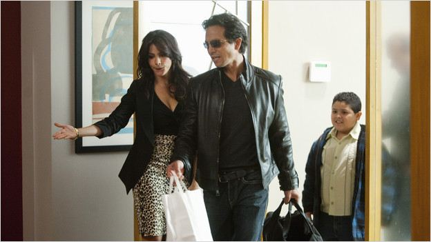 Modern Family : Photo Benjamin Bratt, Rico Rodriguez, Sofia Vergara