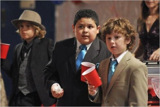 Modern Family : Photo Nolan Gould, Rico Rodriguez