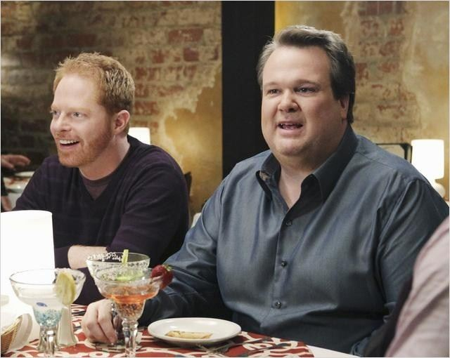 Modern Family : photo Eric Stonestreet, Jesse Tyler Ferguson