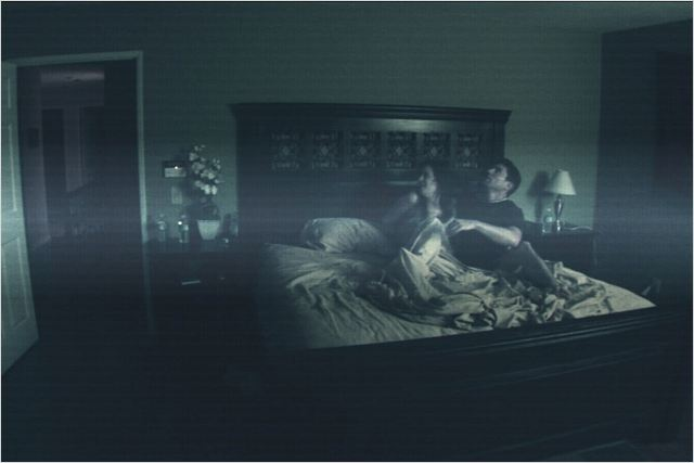 Paranormal Activity : Photo Katie Featherston, Micah Sloat, Oren Peli