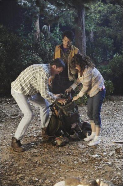 Photo Neil Flynn, Patricia Heaton, Ray Romano