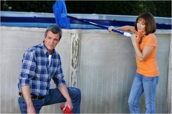 The Middle : photo Neil Flynn, Patricia Heaton