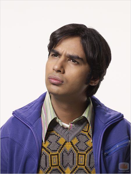 The Big Bang Theory : Photo Kunal Nayyar