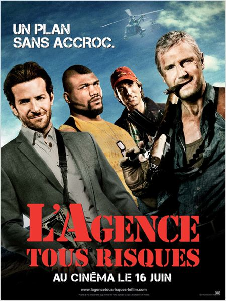 LAgence tous risques Streaming Film