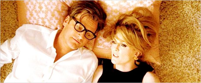 A Single Man : Photo Colin Firth, Julianne Moore, Tom Ford