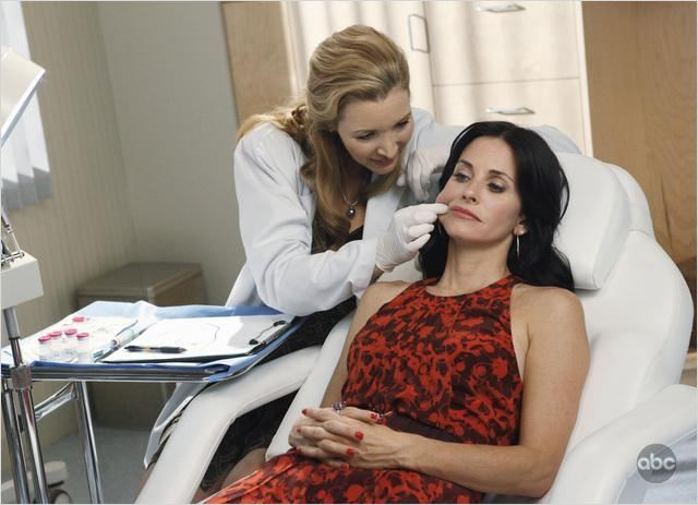 Cougar Town : Photo Courteney Cox, Lisa Kudrow