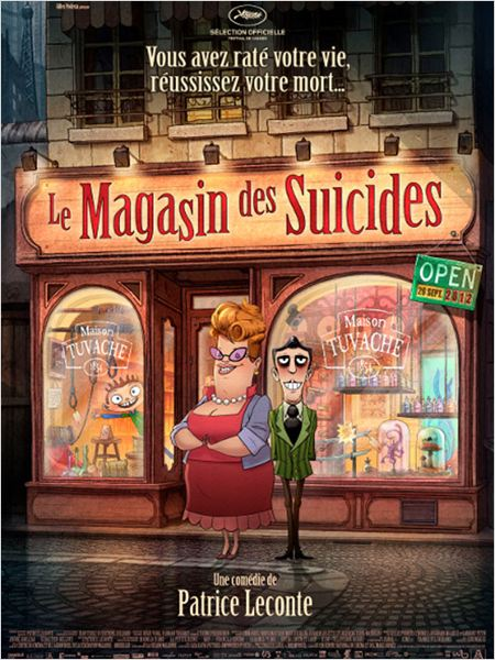 Le Magasin des suicides [FRENCH][DVDRIP]