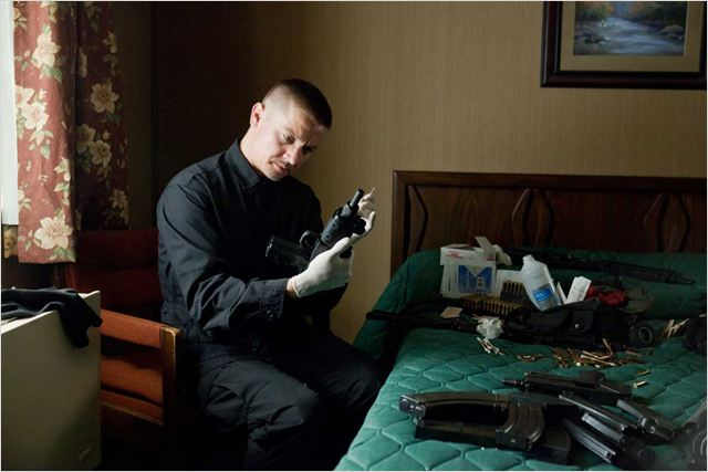 The Town : Photo Jeremy Renner