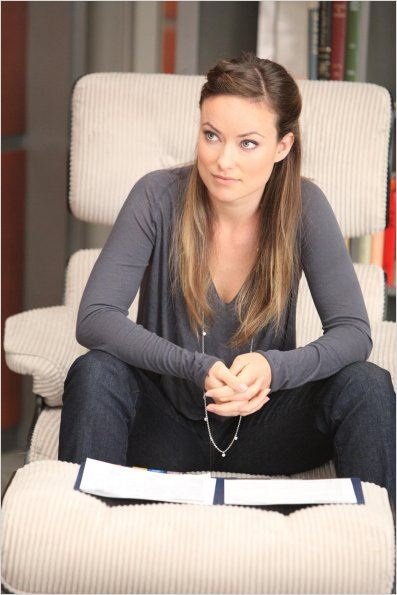 Dr House : photo Olivia Wilde