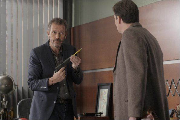 Dr House : photo Hugh Laurie, Robert Sean Leonard