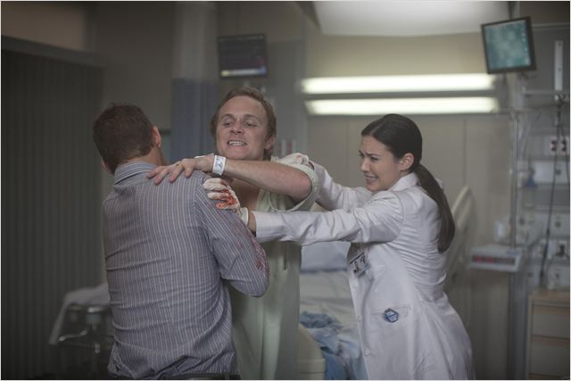 Dr House : photo David Anders, Jesse Spencer, Odette Annable