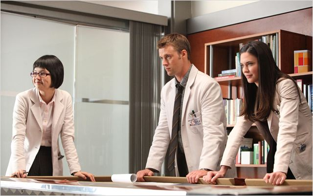Dr House : photo Charlyne Yi, Jesse Spencer, Odette Annable