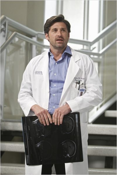 Grey&#39;s Anatomy : photo Patrick Dempsey